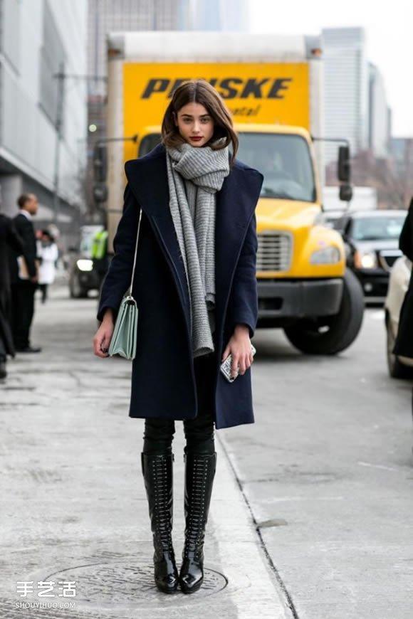 7個穿衣搭配小技巧 穿出紐約客的時尚與自信