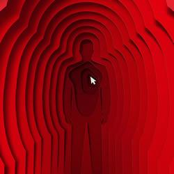 利用层次和光影效果 打造梦幻般的纸雕作品