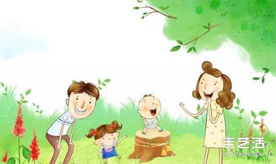 这些亲子活动不花钱 却是孩子最好的陪伴 -  www.shouyihuo.com