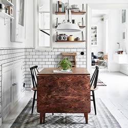 小公寓也要住得很舒适:小空间的装潢小技巧