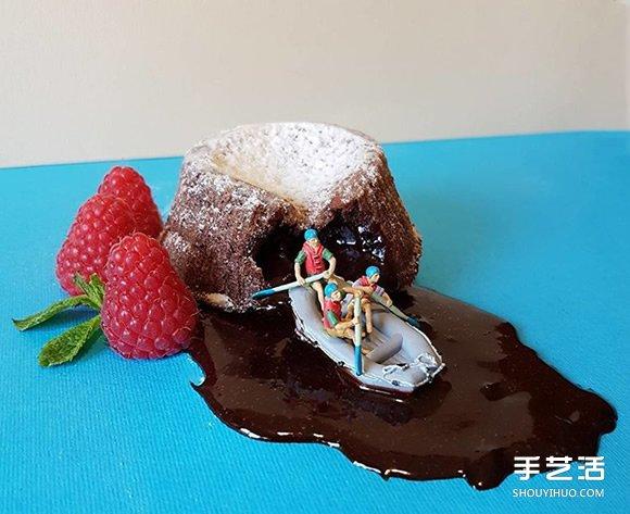 令人食指大动的甜点 意大利糕点师的幻想世界