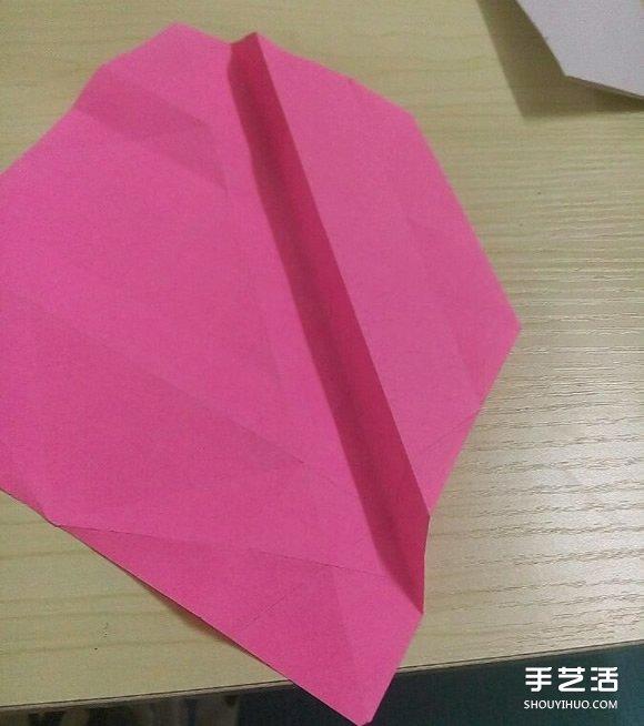 小松英夫的马折纸图解 超详细立体马的折法教程 -  www.shouyihuo.com