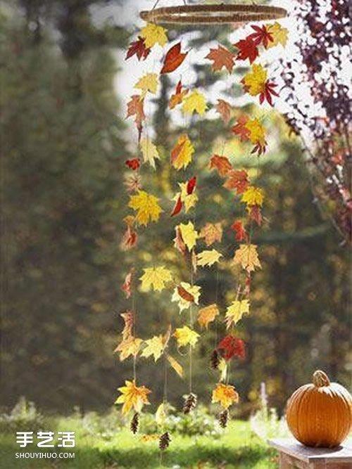 手工制作立体相框_适合秋天的手工制作 幼儿秋天手工作品图片_手艺活网