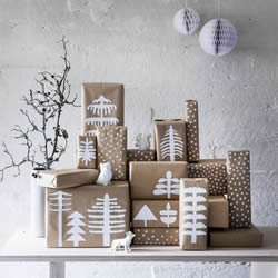 7种别出心裁的质感包装 让你的圣诞惊喜更别致