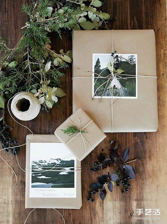 7种别出心裁的质感包装 让你的圣诞惊喜更别致 -  www.shouyihuo.com