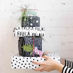 5个小技巧让圣诞节礼物看起来更有风格和质感