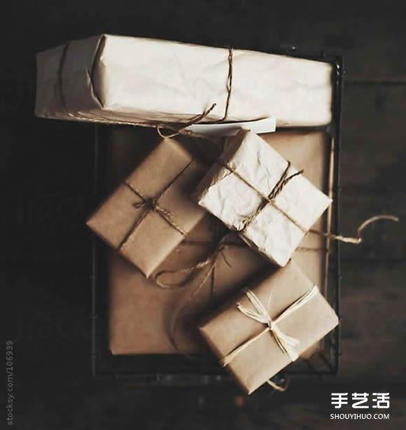 5个小技巧让圣诞节礼物看起来更有风格和质感 -  www.shouyihuo.com