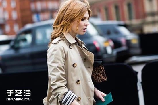 利用這10種搭配技巧 穿出巴黎女人的自信風格