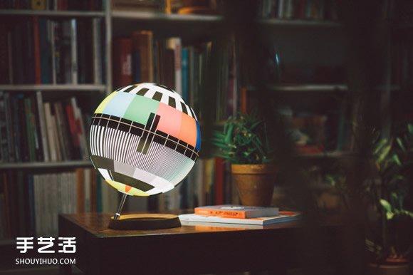 【 產品設計 】懷舊檯燈設計 喚醒愛看電視兒童的共同回憶| 燈具設計 | 檯燈設計