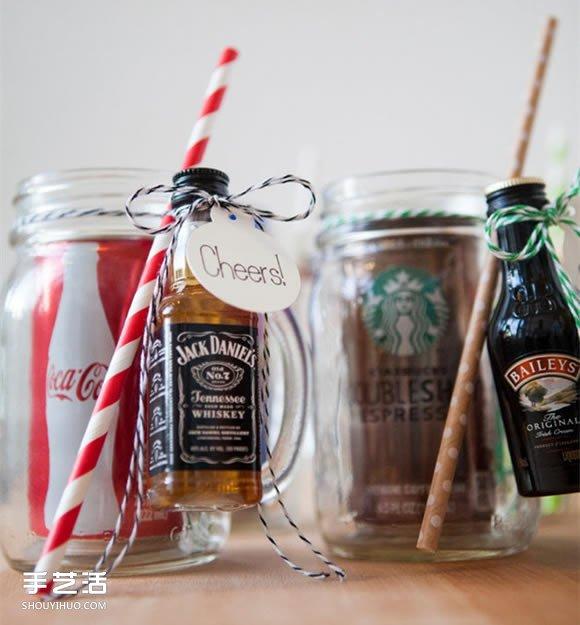 Mason Jar環保禮物DIY 值得你參考的送禮方式