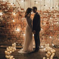 打造浪漫婚纱照及婚礼现场 婚庆必学装饰DIY