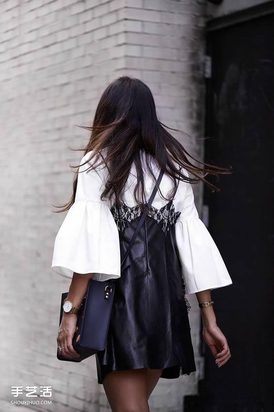 細肩帶造型的多重性格 細肩帶洋裝穿搭潮流