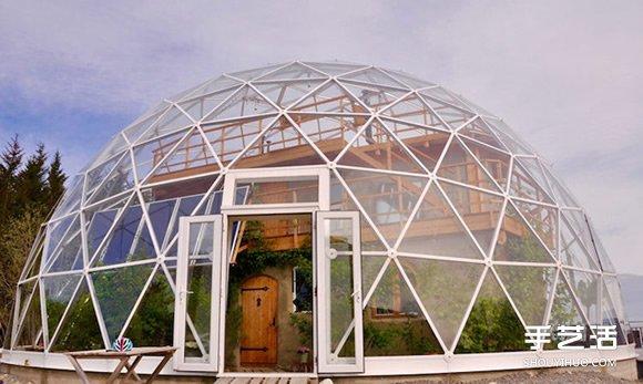 我家住在北極圈!歡迎光臨自給自足的溫室小屋