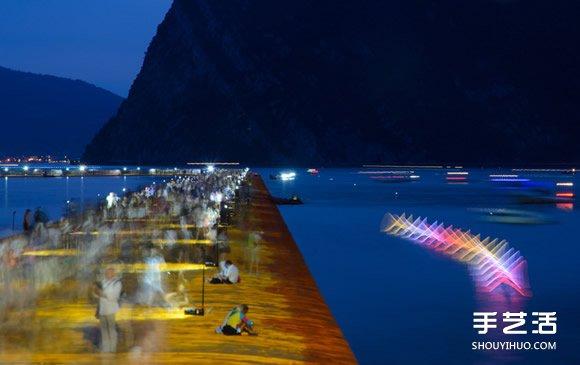 不加工的美丽线条 船桨划动轨迹原来是这样 -  www.shouyihuo.com