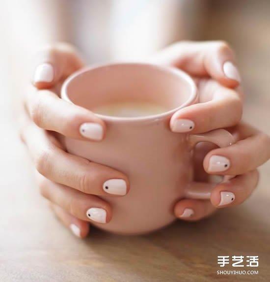 2017春季10種美甲靈感:告別秋冬沉悶色系