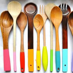简单餐具DIY制作图片 手工餐具改造方法教程