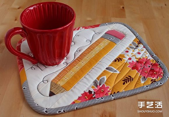 唯美精致的拼布作品 优雅复古手工拼布图片 -  www.shouyihuo.com