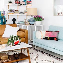 感受小空间的质感:时尚与实用兼具的理想住宅