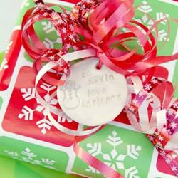 26种礼物包装标签DIY图片 让礼物更显别致!