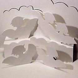 立体天使贺卡的制作方法 最合适送给老师