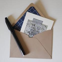 简单漂亮卡片设计制作 创意卡片DIY方法教