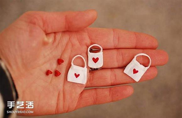 甜美可爱的手工布艺娃娃 既可把玩也是装饰品 -  www.shouyihuo.com