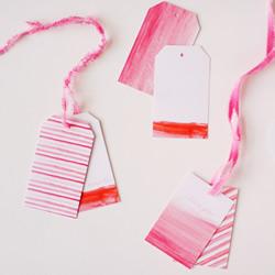 布条浸染DIY方法步骤 装饰布条的制作方法