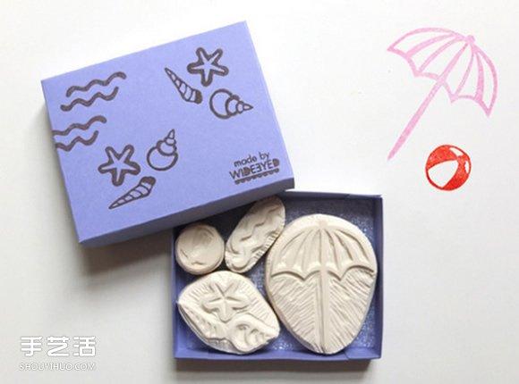 可爱小清新橡皮章素材 橡皮章图案简单可爱 -  www.shouyihuo.com