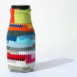 饮料瓶手绘图片大全 手工饮料瓶画画作品