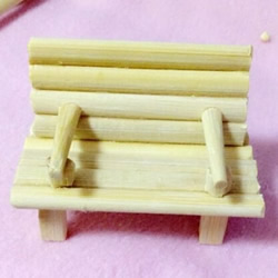 一次性筷子手工制作带扶手椅子的方法图解