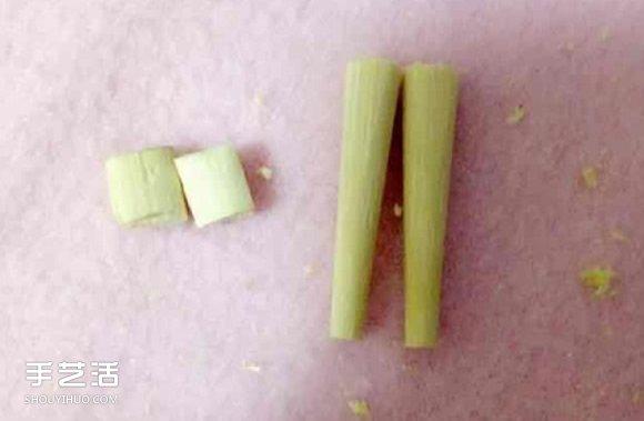 一次性筷子手工製作帶扶手椅子的方法圖解