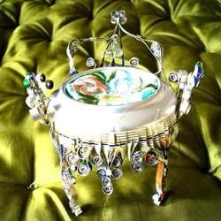 易拉罐椅子制作图解 怎么用易拉罐做椅子