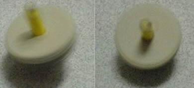 自製陀螺的做法圖解 硬紙板製作陀螺的教程