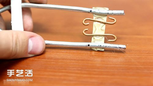 简单物理小制作:DIY水满发出提醒的小装置 -  www.shouyihuo.com