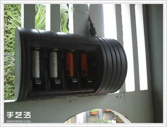自製太陽能充電器教程 太陽能充電器DIY方法