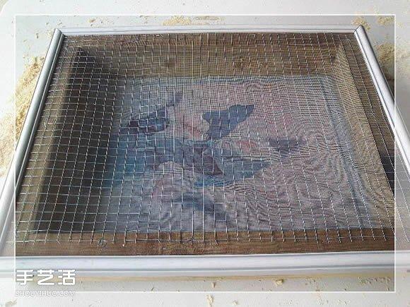 鏡框改造多肉植物花盆 創意多肉花盆DIY方法