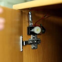DIY柜子报警装置的方法 自制柜子开合报警器