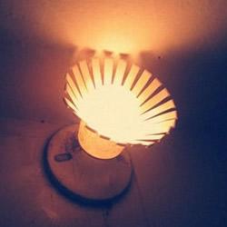 一次性纸杯制作灯罩 简易纸杯灯罩的做法