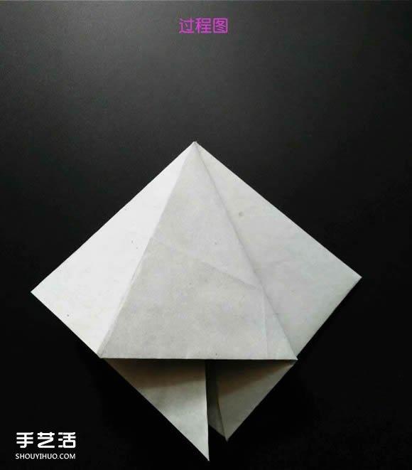 动物身上的花纹_超复杂折纸鲨鱼图解 立体鲨鱼的折法详细步骤(2)_手艺活网