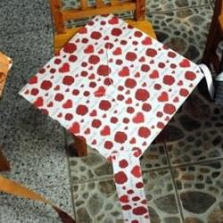 简易风筝的制作材料与制作方法图解教程