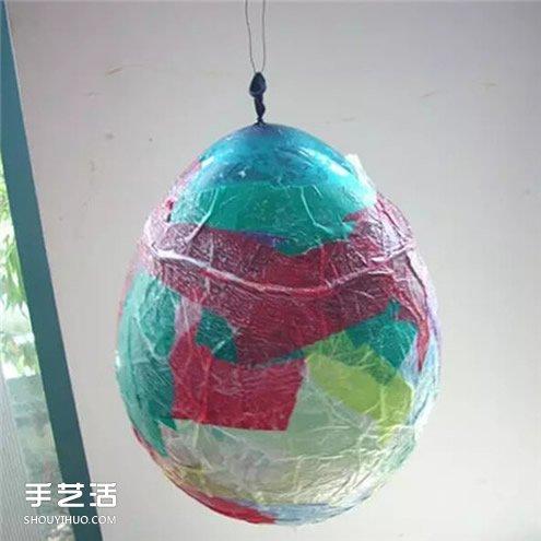 儿童简易花灯制作方法 幼儿园自制花灯的做法 -  www.shouyihuo.com