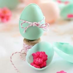 复活节巧克力彩蛋制作 DIY复活节巧克力蛋方法