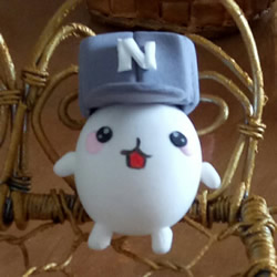 漂亮粘土运动帽制作 超轻粘土DIY制作小帽