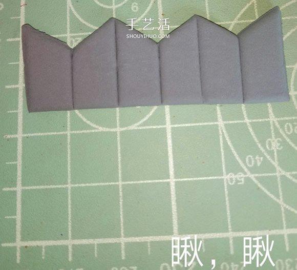 漂亮粘土运动帽制作 超轻粘土DIY制作小帽子 -  www.shouyihuo.com
