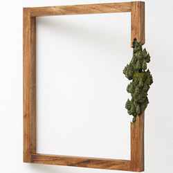 把风景刻进木头画框 挑战你对木料的认知极限