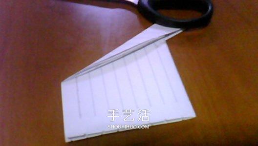 Paperang纸飞机怎么折 折纸Paperang纸飞机图解 -  www.shouyihuo.com