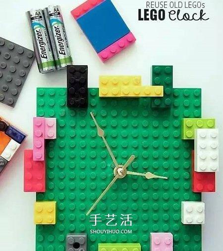 幼儿废物利用手工作品 简单环保小制作图片 -  www.shouyihuo.com