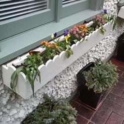 自制窗台花箱的方法 窗台花箱怎么做DIY教程
