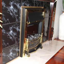 自制仿古壁炉的方法 仿古壁炉DIY制作过程