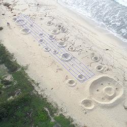 发现月球表面!创意沙雕传递世界面临的挑战